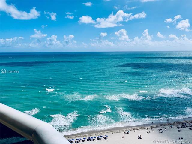 17555 Collins Ave #2604, Sunny Isles Beach, FL 33160 (MLS #A10616168) :: The Riley Smith Group