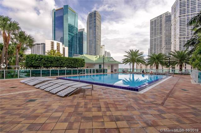 41 SE 5th St #717, Miami, FL 33131 (MLS #A10616503) :: Berkshire Hathaway HomeServices EWM Realty