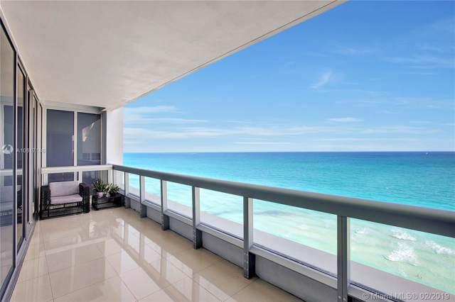 6899 Collins Ave #1601, Miami Beach, FL 33141 (MLS #A10617186) :: The Paiz Group