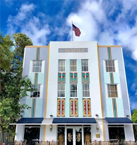 1320 Ocean Dr, Miami Beach, FL 33139 (MLS #A10618359) :: The Rose Harris Group