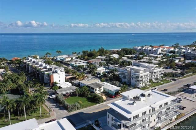 5907 N Ocean Dr, Hollywood, FL 33019 (MLS #A10619333) :: Grove Properties