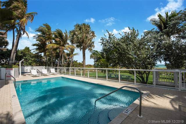 8911 Collins Ave #202, Surfside, FL 33154 (MLS #A10622118) :: The Jack Coden Group