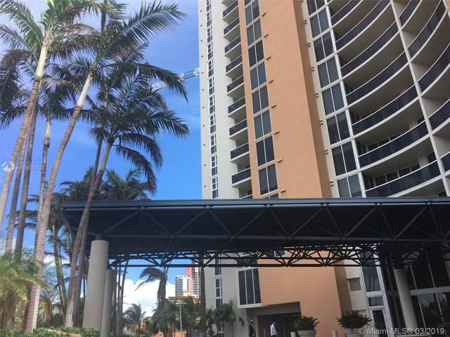 18911 Collins Ave #805, Sunny Isles Beach, FL 33160 (MLS #A10635033) :: The Paiz Group