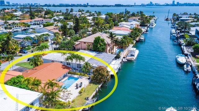 1890 NE 118th Rd, North Miami, FL 33181 (MLS #A10637889) :: Albert Garcia Team