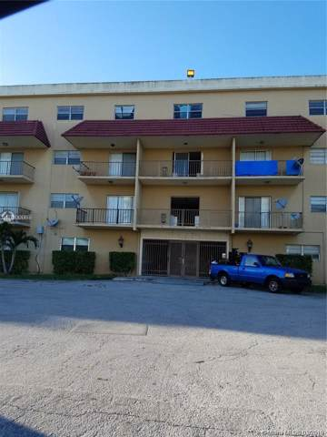5100 SW 41st St #322, Pembroke Park, FL 33023 (MLS #A10641518) :: The Rose Harris Group