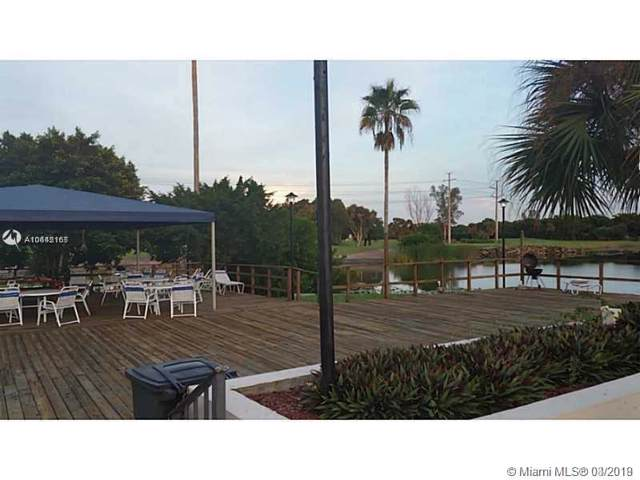 4164 Inverrary Dr #813, Lauderhill, FL 33319 (MLS #A10642167) :: Search Broward Real Estate Team