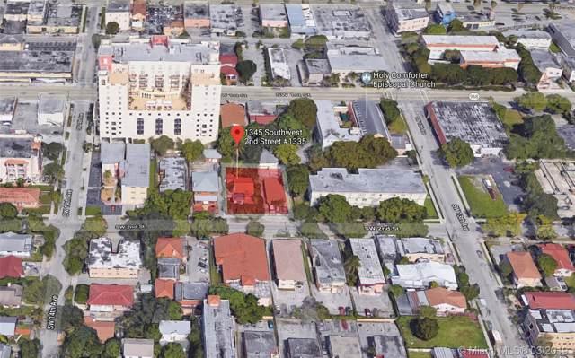 1335/1345 SW 2nd St, Miami, FL 33135 (MLS #A10643717) :: Berkshire Hathaway HomeServices EWM Realty