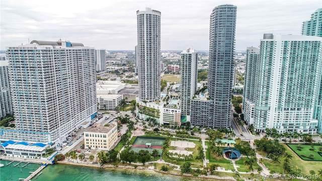 1750 N Bayshore Dr #2414, Miami, FL 33132 (MLS #A10645588) :: Grove Properties