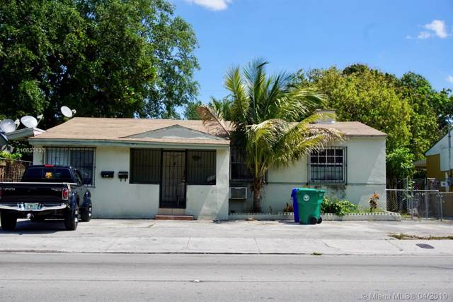2501 NW 22nd Ave, Miami, FL 33142 (MLS #A10650833) :: Berkshire Hathaway HomeServices EWM Realty