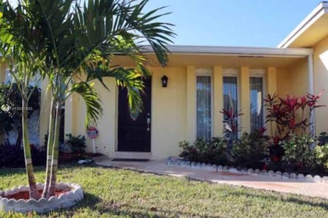 314 SE 4th St, Dania Beach, FL 33004 (MLS #A10651893) :: Grove Properties
