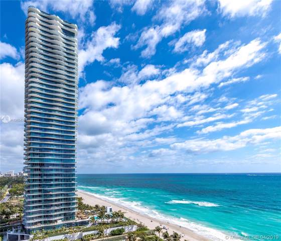 19575 Collins Ave #5, Sunny Isles Beach, FL 33160 (MLS #A10654391) :: Castelli Real Estate Services