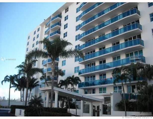7501 E Treasure Dr 10M, North Bay Village, FL 33141 (MLS #A10654633) :: United Realty Group