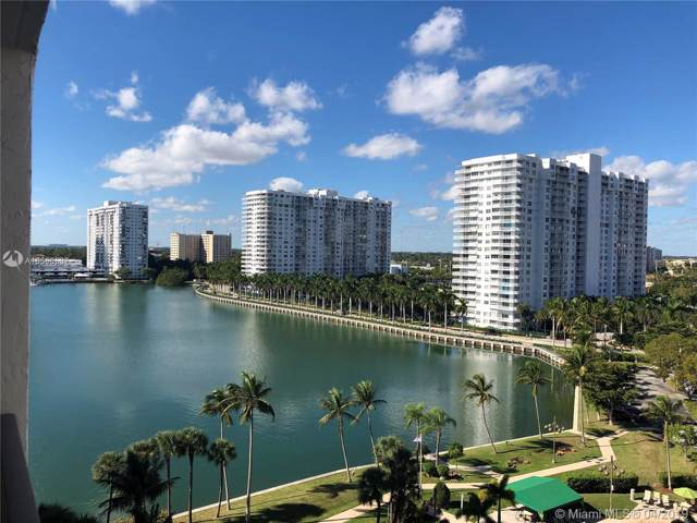 18151 NE 31st Ct #1008, Aventura, FL 33160 (MLS #A10656507) :: Grove Properties