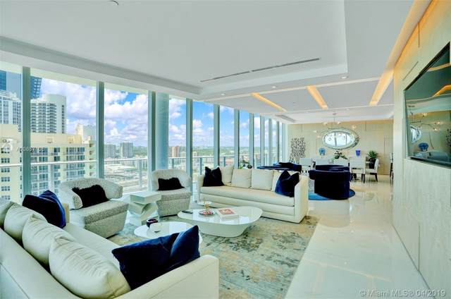 17475 Collins Ave #2001, Sunny Isles Beach, FL 33160 (MLS #A10657105) :: ONE Sotheby's International Realty