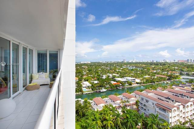 1900 Sunset Harbour Dr #1803, Miami Beach, FL 33139 (MLS #A10658325) :: Carole Smith Real Estate Team