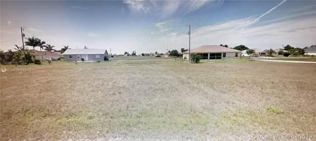 2820 NE 5 Ave, Cape Coral, FL 33909 (MLS #A10658855) :: Re/Max PowerPro Realty