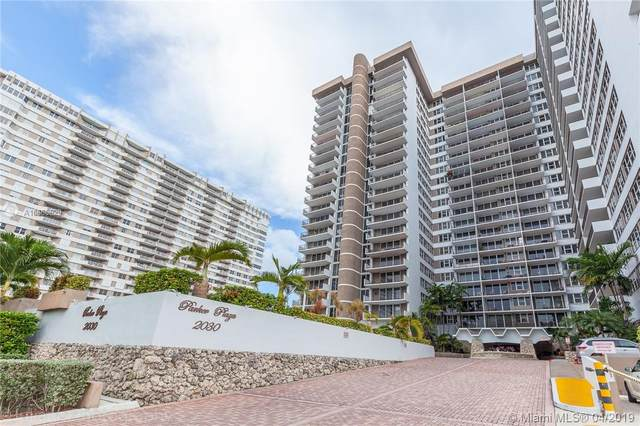 2030 S Ocean Dr #1706, Hallandale Beach, FL 33009 (#A10660629) :: Posh Properties