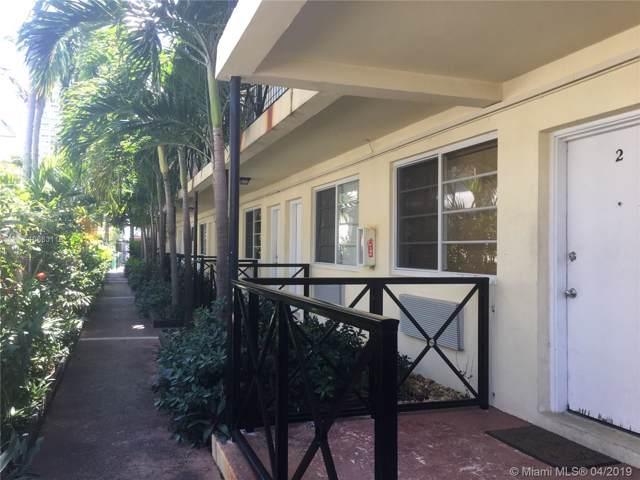 7315 Byron Ave #7, Miami Beach, FL 33141 (MLS #A10663118) :: Patty Accorto Team
