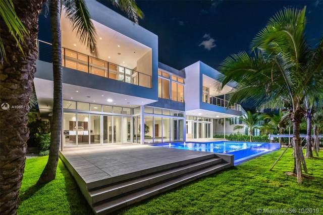 373 Center Island, Golden Beach, FL 33160 (MLS #A10663153) :: Berkshire Hathaway HomeServices EWM Realty