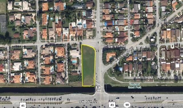 750 SW 122nd Ave, Miami, FL 33184 (MLS #A10665072) :: Albert Garcia Team