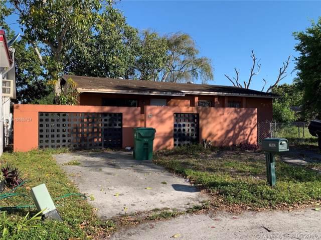 2983 NW 191st Ter, Miami Gardens, FL 33056 (MLS #A10665734) :: Berkshire Hathaway HomeServices EWM Realty