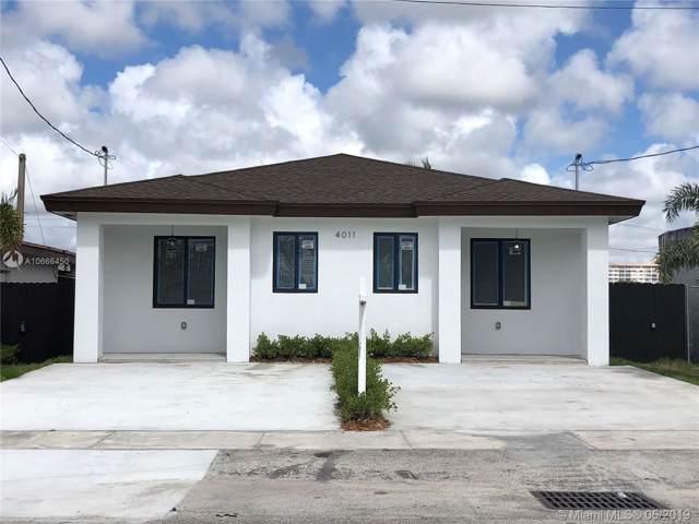 4013 SW 19th St, West Park, FL 33023 (MLS #A10666450) :: Berkshire Hathaway HomeServices EWM Realty