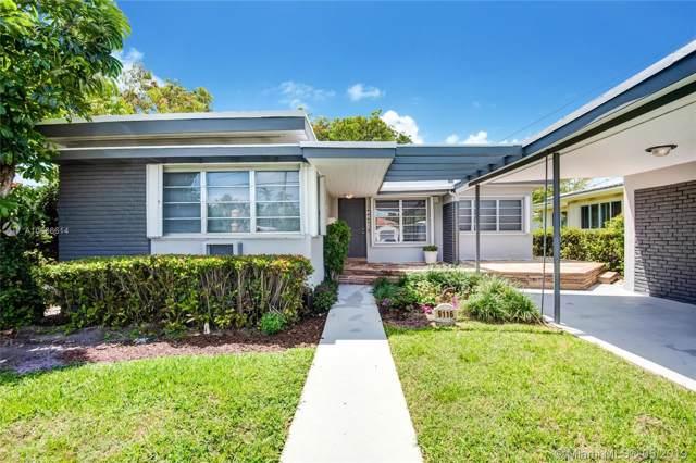 9116 Emerson Ave, Surfside, FL 33154 (MLS #A10666614) :: Albert Garcia Team