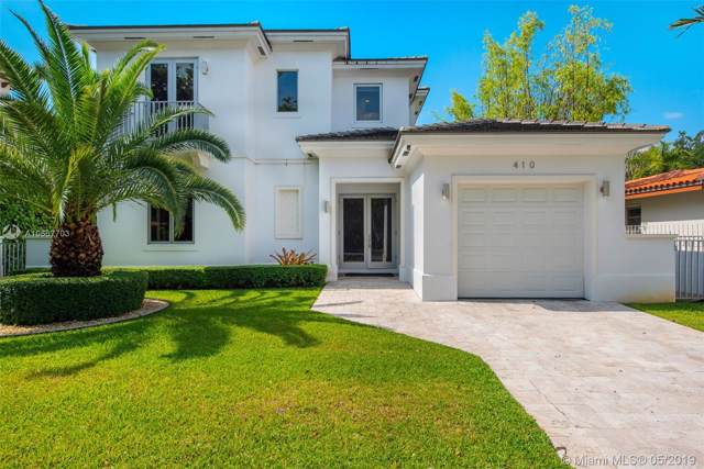 410 Madeira Ave, Coral Gables, FL 33134 (MLS #A10667703) :: The Riley Smith Group
