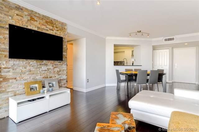 1900 Sunset Harbour Dr #1011, Miami Beach, FL 33139 (MLS #A10668034) :: Berkshire Hathaway HomeServices EWM Realty
