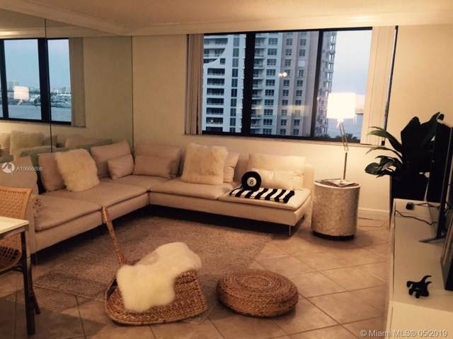 540 Brickell Key Dr #1222, Miami, FL 33131 (MLS #A10668898) :: The Riley Smith Group