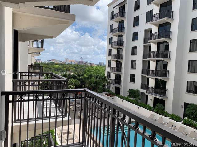 301 Altara Ave #620, Coral Gables, FL 33146 (MLS #A10671371) :: Ray De Leon with One Sotheby's International Realty