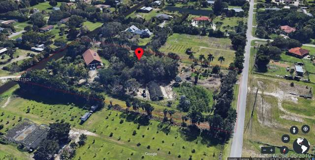 18900 Stirling Rd, Southwest Ranches, FL 33332 (MLS #A10671624) :: The Teri Arbogast Team at Keller Williams Partners SW