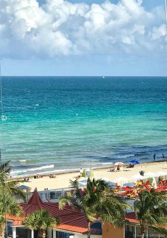 19333 Collins Ave #709, Sunny Isles Beach, FL 33160 (MLS #A10671693) :: Castelli Real Estate Services