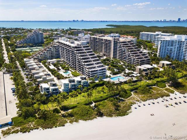 201 Crandon Blvd #643, Key Biscayne, FL 33149 (MLS #A10671899) :: Re/Max PowerPro Realty