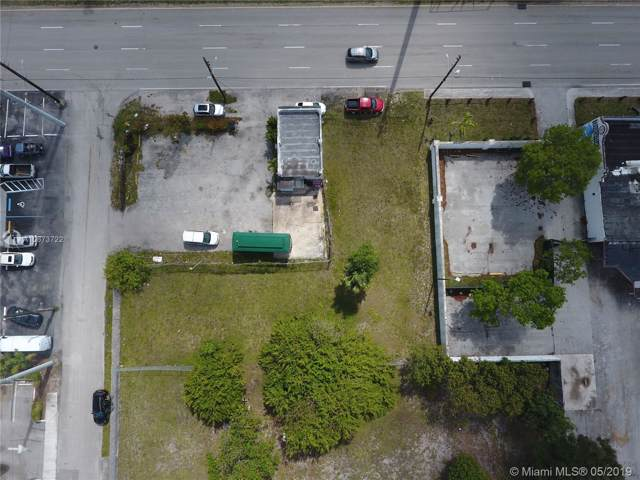 617 N Dixie Hwy, Hallandale Beach, FL 33009 (MLS #A10673722) :: The Teri Arbogast Team at Keller Williams Partners SW
