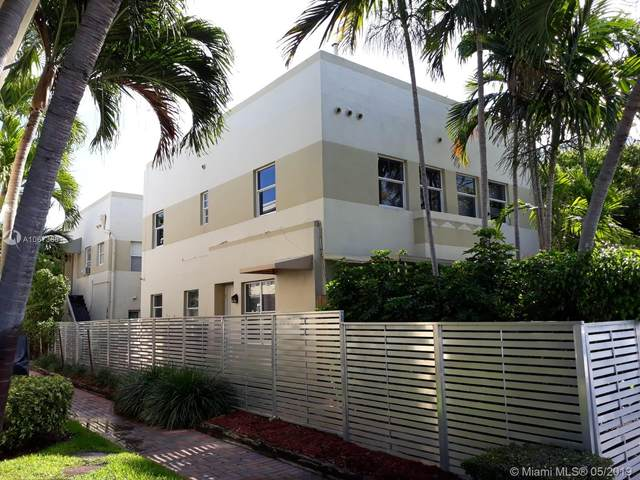 833 W 39th St, Miami Beach, FL 33140 (MLS #A10673861) :: The Howland Group