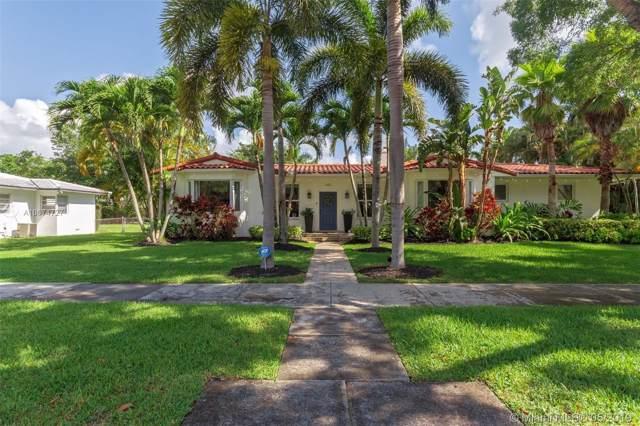665 Grand Concourse, Miami Shores, FL 33138 (MLS #A10674727) :: Berkshire Hathaway HomeServices EWM Realty