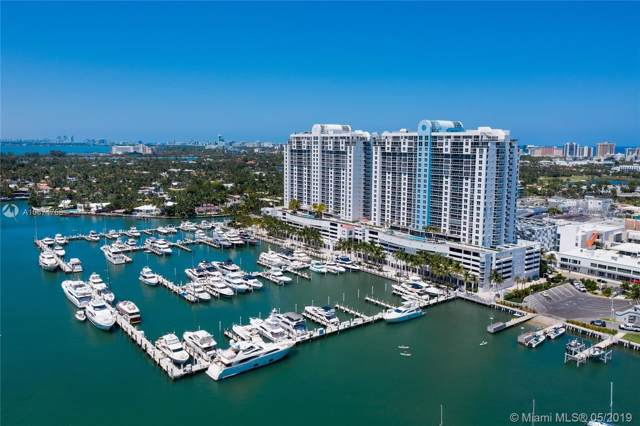 1800 Sunset Harbour Dr #1208, Miami Beach, FL 33139 (MLS #A10674768) :: The Pearl Realty Group