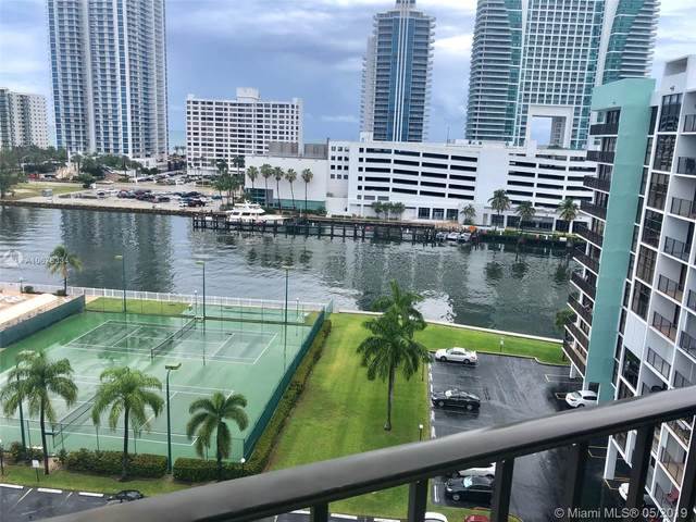 400 Leslie Dr #1004, Hallandale Beach, FL 33009 (MLS #A10675334) :: Ray De Leon with One Sotheby's International Realty