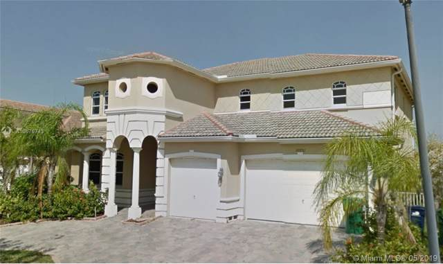 20751 SW 87th Ct, Cutler Bay, FL 33189 (MLS #A10676743) :: Grove Properties