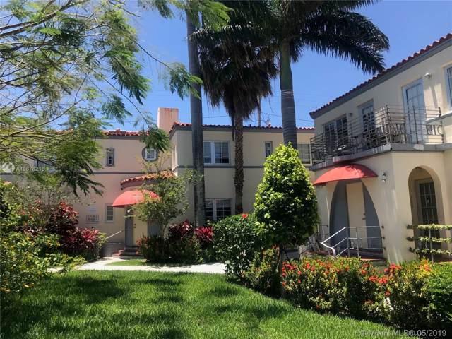 1450 Meridian Ave #204, Miami Beach, FL 33139 (MLS #A10678218) :: Carole Smith Real Estate Team