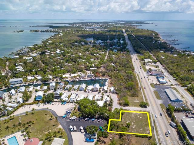 MM 88.61 Overseas Highway, Islamorada, FL 33070 (MLS #A10678262) :: Compass FL LLC