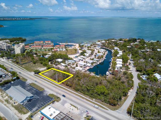 MM 88.62 Overseas Hwy & Village St, Islamorada, FL 33070 (MLS #A10678319) :: Compass FL LLC