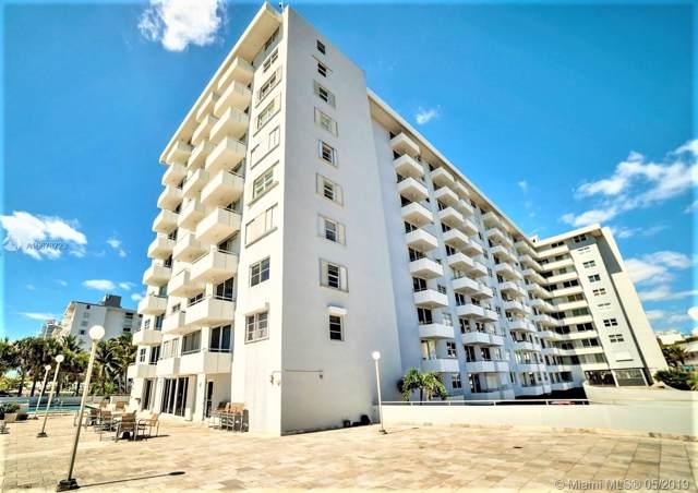 465 Ocean Dr #603, Miami Beach, FL 33139 (MLS #A10678723) :: The Paiz Group
