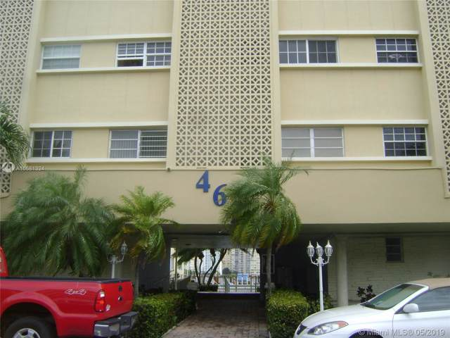 462 Golden Isles Dr #306, Hallandale, FL 33009 (MLS #A10681324) :: The Rose Harris Group