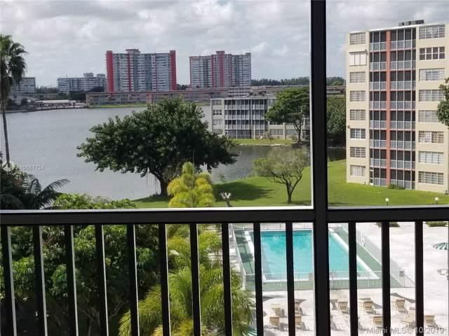 1750 NE 191st St 619-3, Miami, FL 33179 (MLS #A10681734) :: Grove Properties