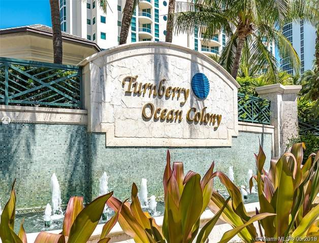 16047 Collins Ave Ph3602, Sunny Isles Beach, FL 33160 (MLS #A10682740) :: Ray De Leon with One Sotheby's International Realty