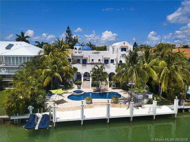 760 Harbor Dr, Key Biscayne, FL 33149 (MLS #A10682982) :: The Rose Harris Group