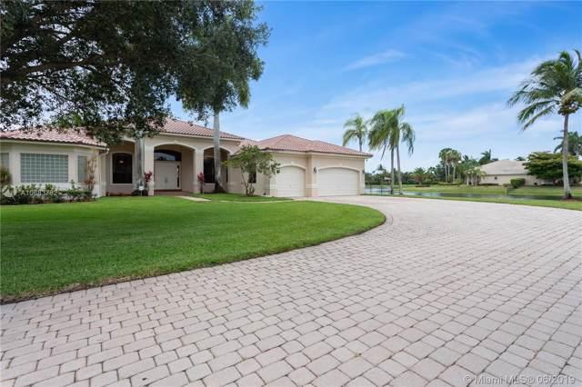 13233 SW 43 St, Davie, FL 33330 (MLS #A10683782) :: Green Realty Properties