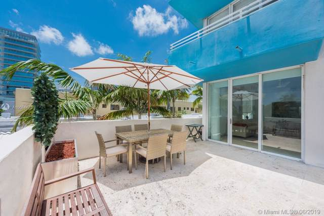 225 Collins Ave 3I, Miami Beach, FL 33139 (MLS #A10684173) :: ONE Sotheby's International Realty
